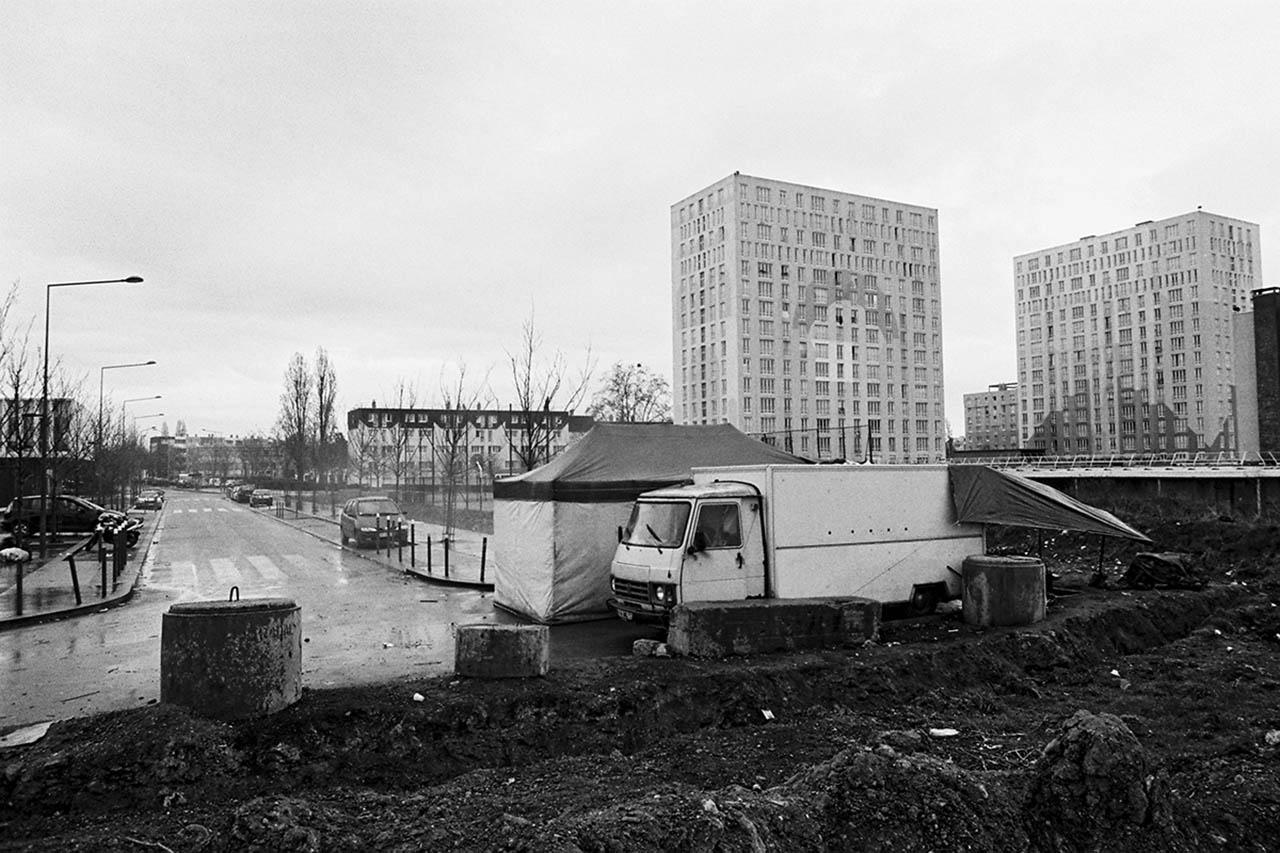 Saint-Denis, 2012