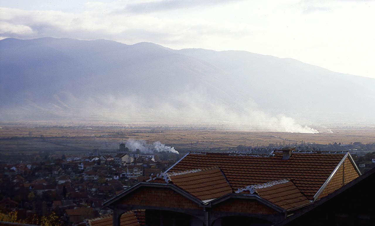 Kocani, Macédoine, maison de Naat Veliov, 2014