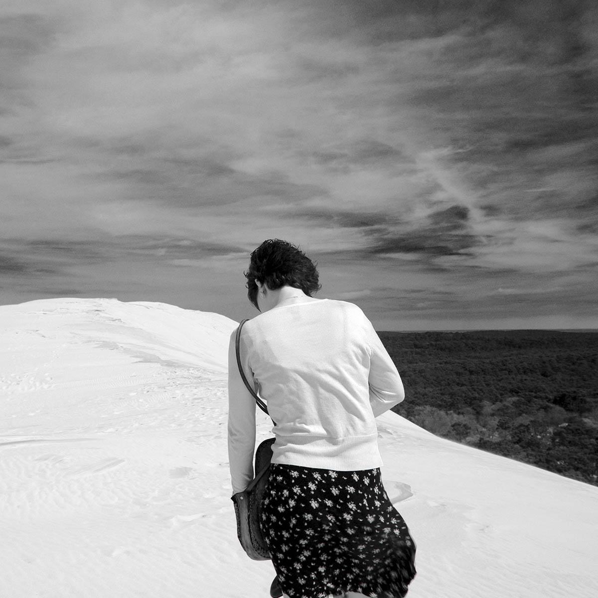 Dune du Pyla, France, 2014