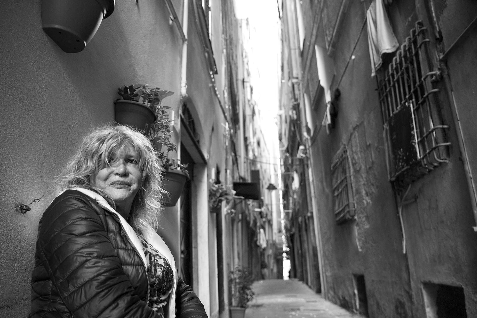 Genova, Rossella Bianchi, Princesa, 2017