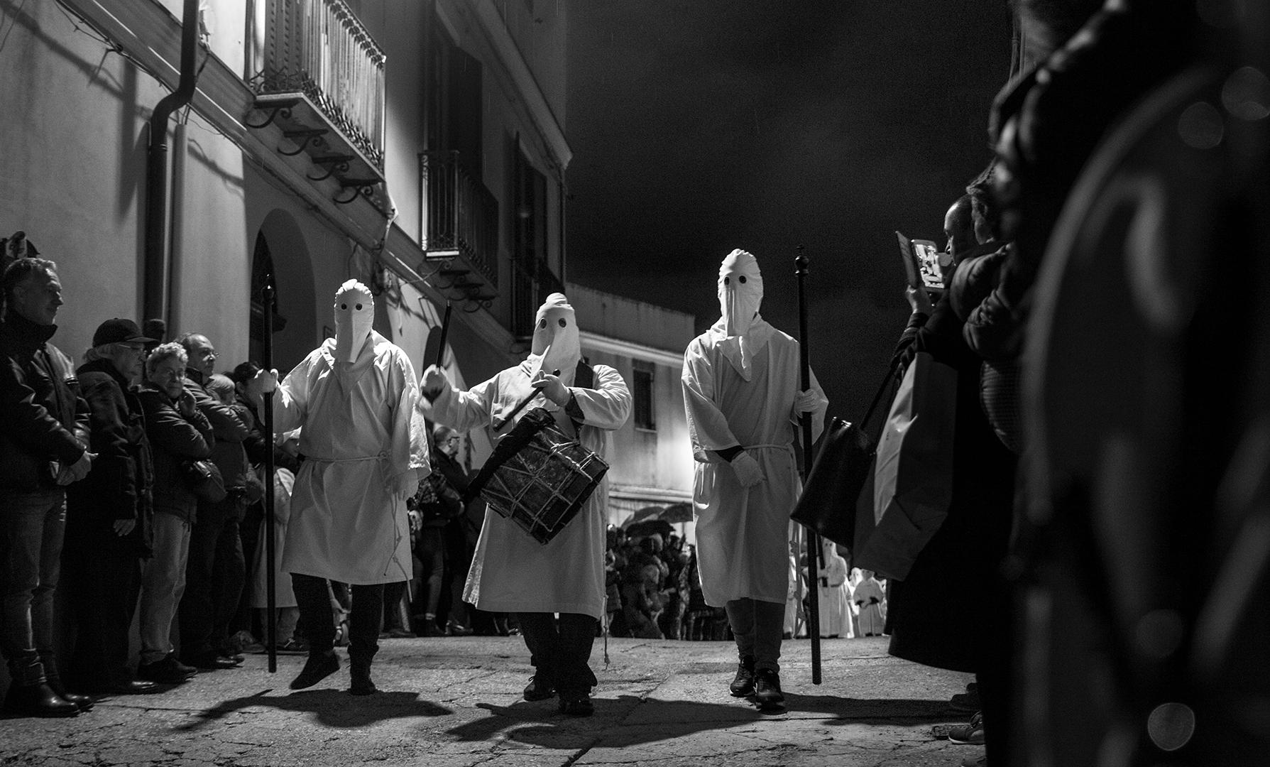 Settimana santa, iglesias, Sardegna, 2018