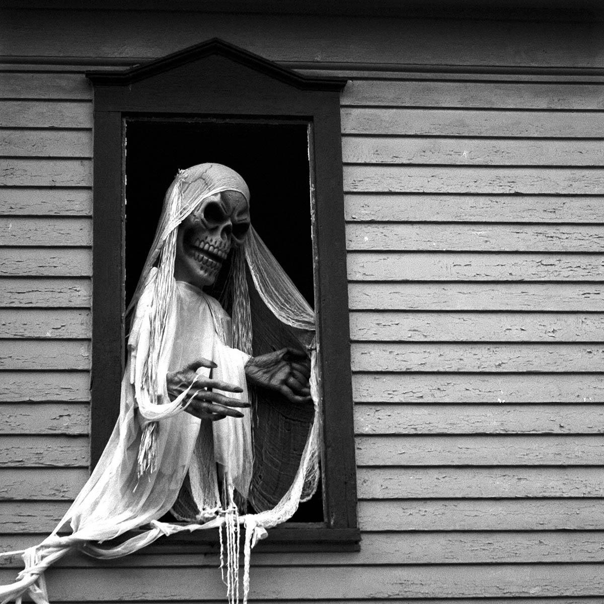 Halloween, Magnolia, Ohio, 2012